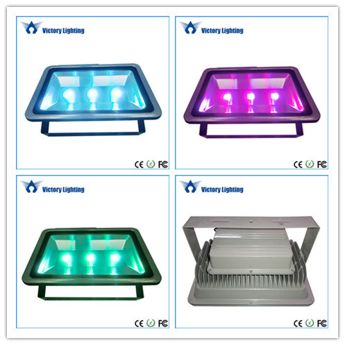 AC85-265V CE&RoHS 150W Outdoor Lights RGB LED Flood Light