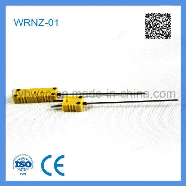 Wrnz-01 Sharp Tip with Plug Probe Thermocouple