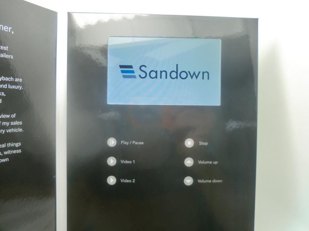 New Arrival HD LCD Screen Video Brochure, Video Book, Video in Print