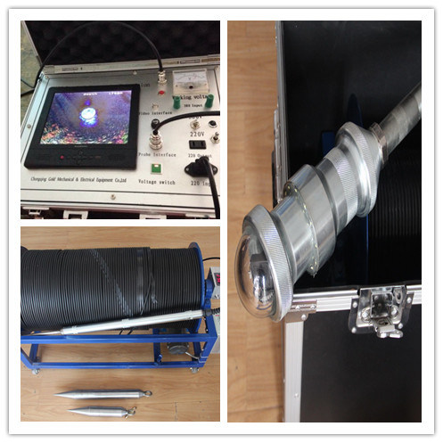 Portble Borehole Camera for Sale Gygd-III Water Well Camera Price