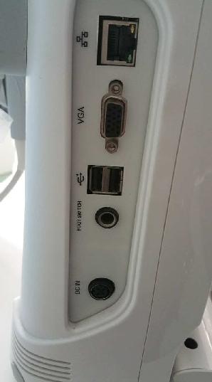 Eco5 LED Portable Color Doppler Ultrasound, Medical Ultrasonic Machine