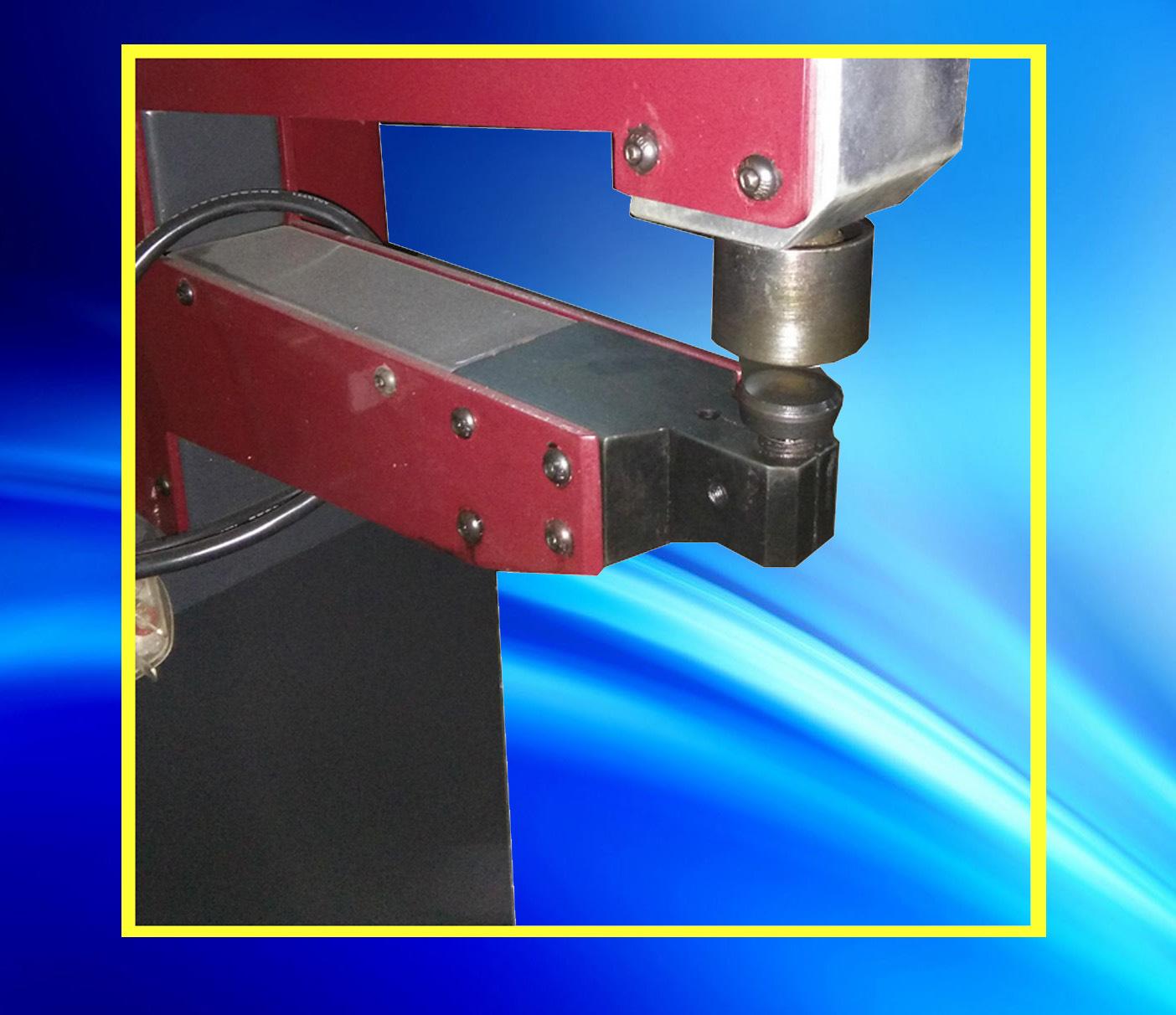 Used Italy Malleus Machine Leather Hammer Edge Machine (OMAC 355)