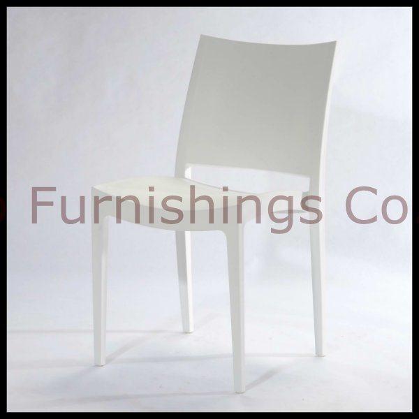 Durable Stackable Outdoor&Indoor Color Plastic Chair (SP-UC299)