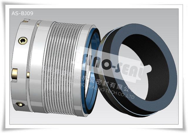 High Temperature Metal Bellow Seals Johncrane 609 with Good Quality