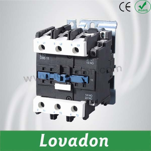 Good Quality Cjx2 Series D9511 Type AC Contactor