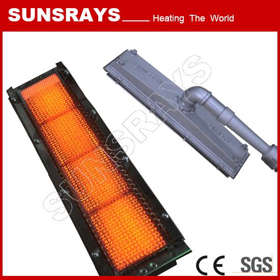 Factory Price Ceramic Infrared Gas Burner (GR1602)
