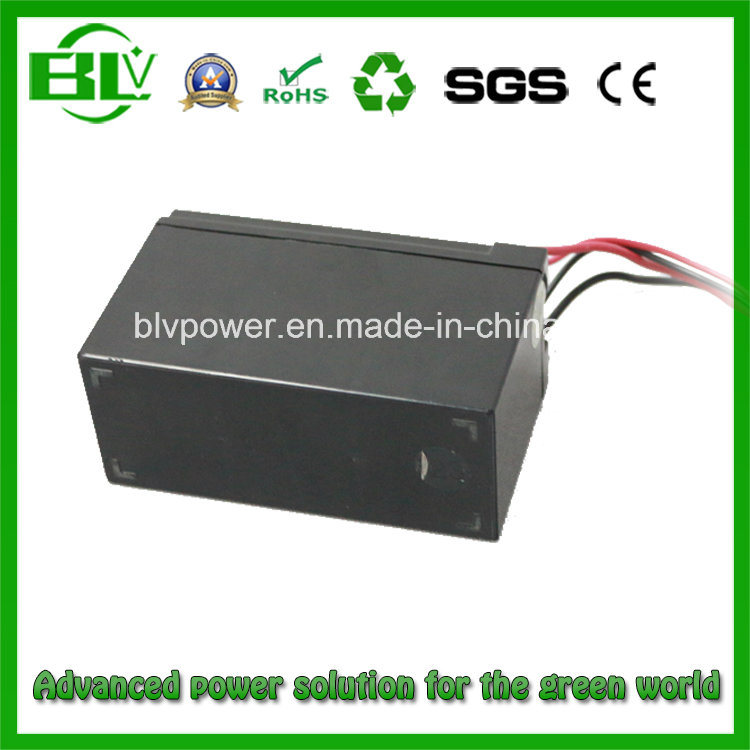 14.8V 3.6ah Life Po4 Battery Pack Battery with PCM for Electrically Powered Wheelchairs, Motorcycles, Scooters Waterproof Battery Pack From OEM Manufactory