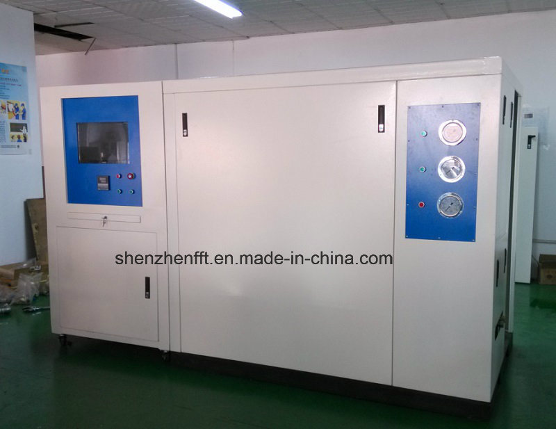 High and Low Temperature Pulse Test Machine for Brake Pipe