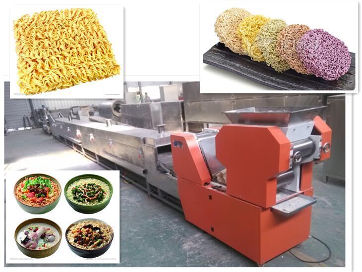 Africa Popular Instant Noodle Production Line