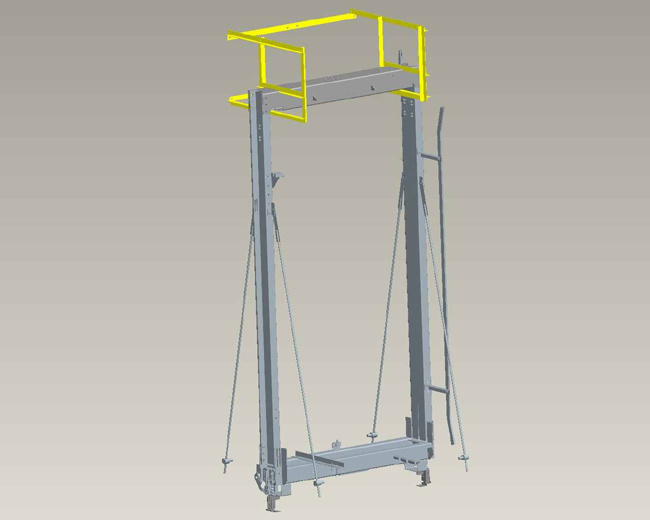 Elevator Parts: Elevator Car Platform, Passenger Elevator, Panoramic Elevator
