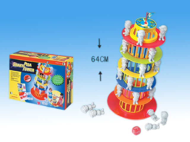 Educational DIY 3D Puzzle Toys (H0876119)
