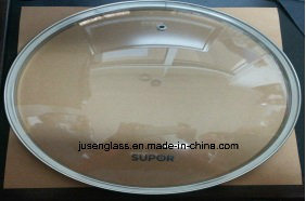 High Quality Round Glass Lid