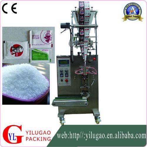 Automatic 3 Sides Sealing Salt Coffee Grains Sugar Packing Machine