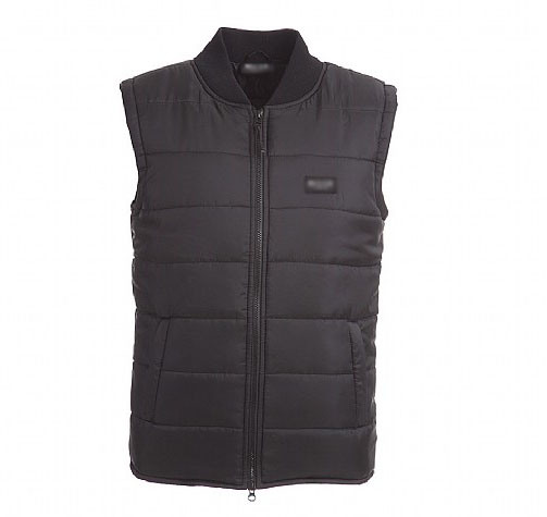 Men′s Winter Sleeveless Gilet Vest (G16001)
