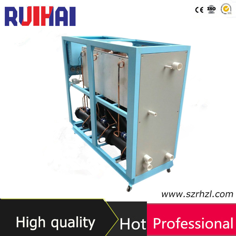 Industrial Water Chiller Used in Plastic Production