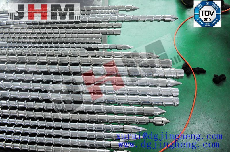 Plastic Injection Molding Screw for Electronic Product