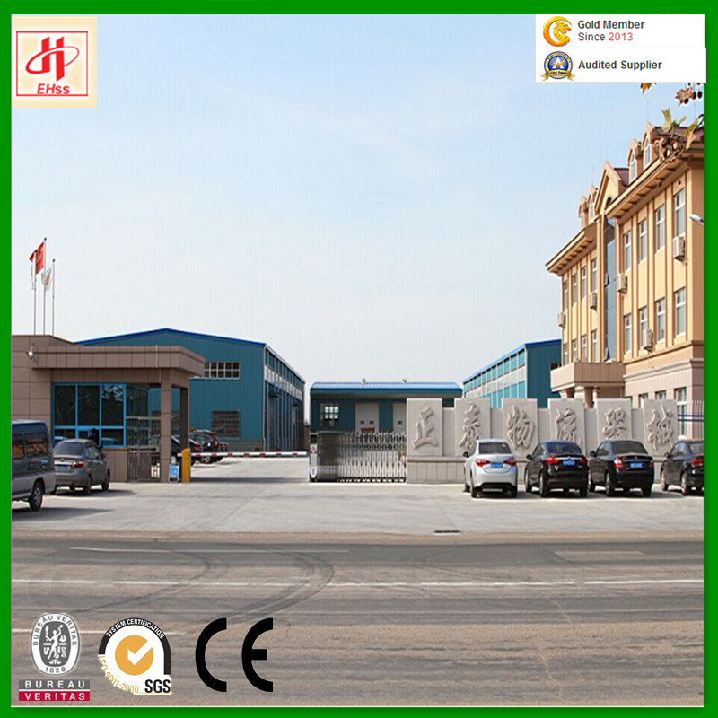High-Rise Metal Frame Professional Steel Structure Warehouse