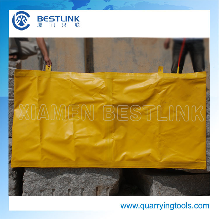 Hot Sale Pushing Air Bag for Marble and Granite Block Cutting