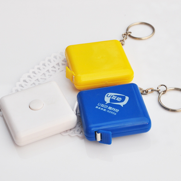 Mini Customized Lgoo Meter Measuring Tape Promotional Items (RT-01)