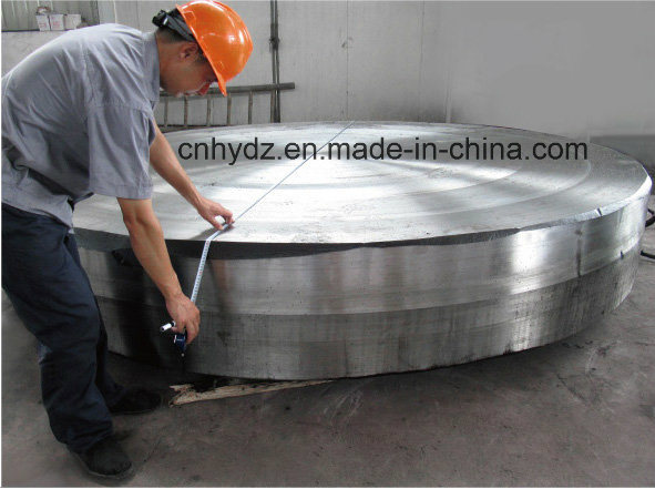Hot Forged Alloy Steel 20mnmo End Cover