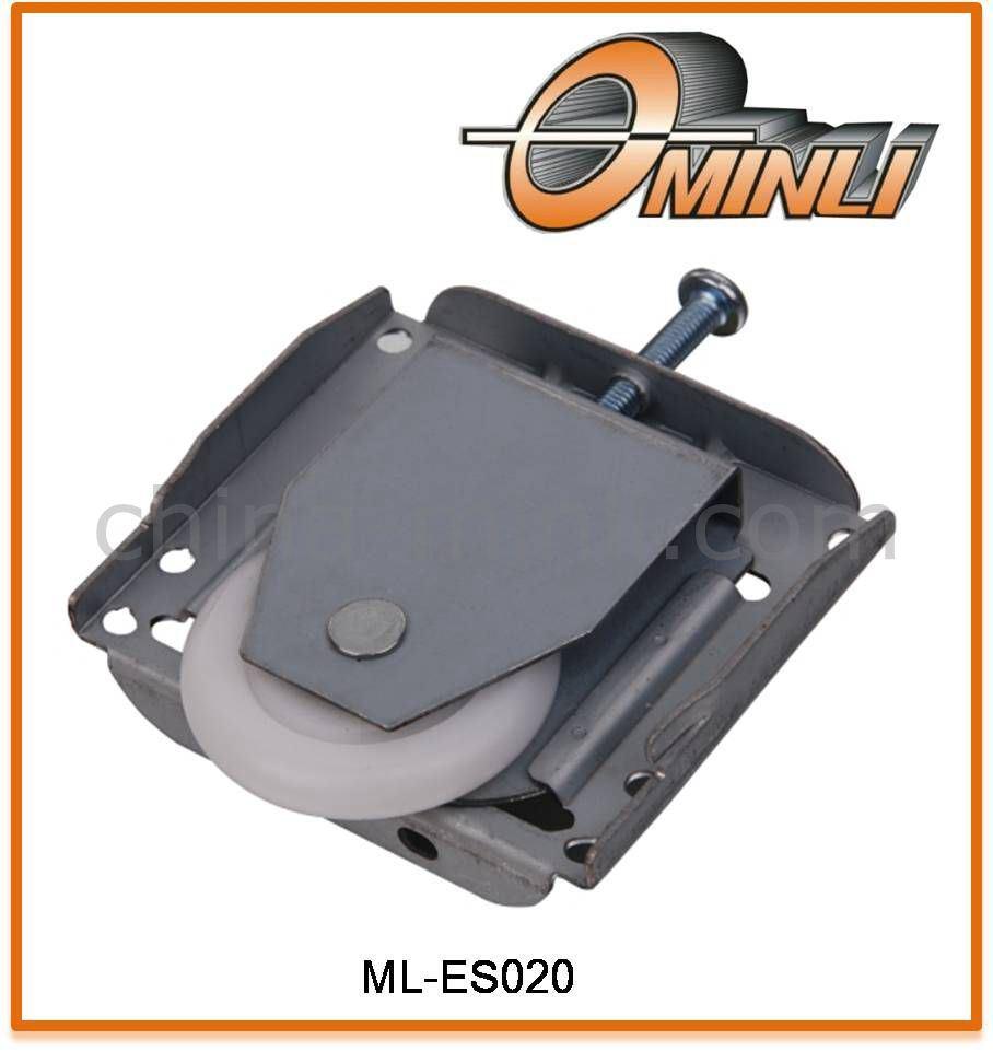 Punching Bracket Nylon Sliding Window Roller (ML-ES020)