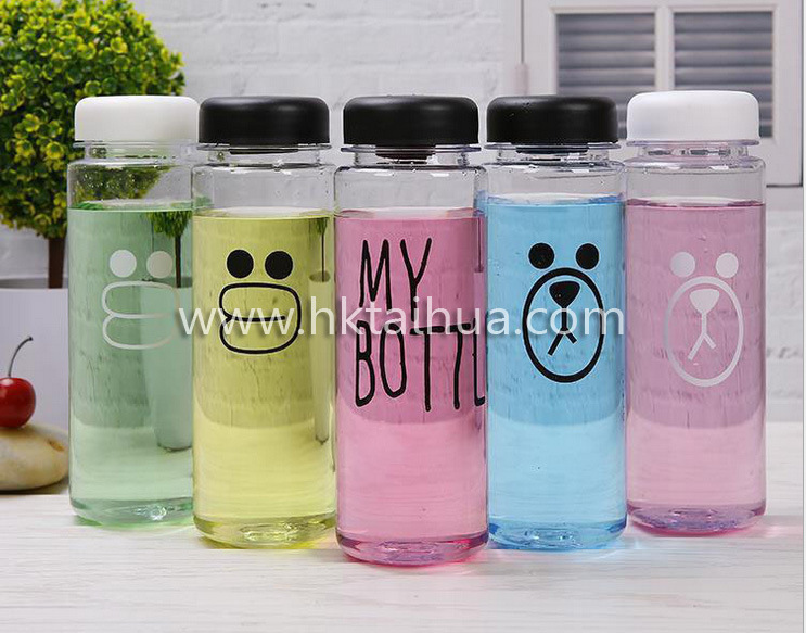 Advertising Logo Custom Plastic Cup with Thp-030