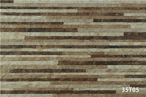 Porcelain Exterior Rustic Cultural Stone Wall Tile (333X500mm)