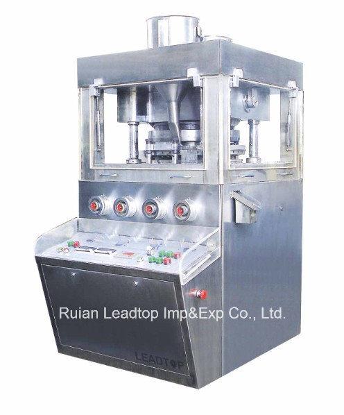 Rotary Salt Tablet Pressing Machine