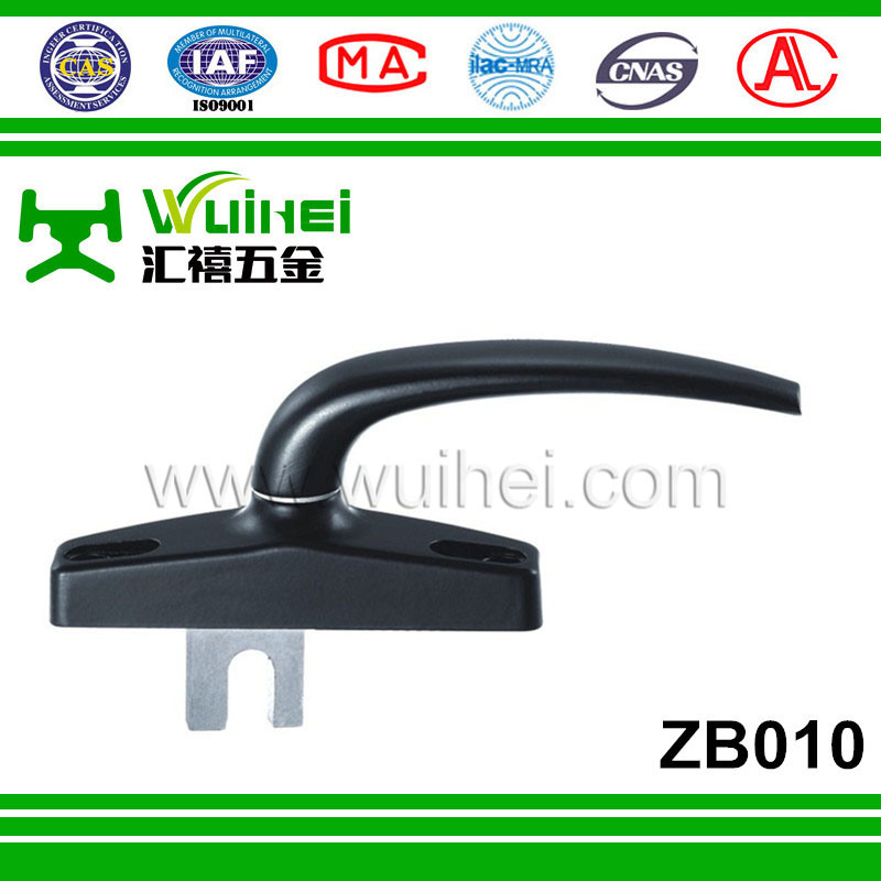 All Zinc Powder Coating Multi Point Handle for Window (ZB010)