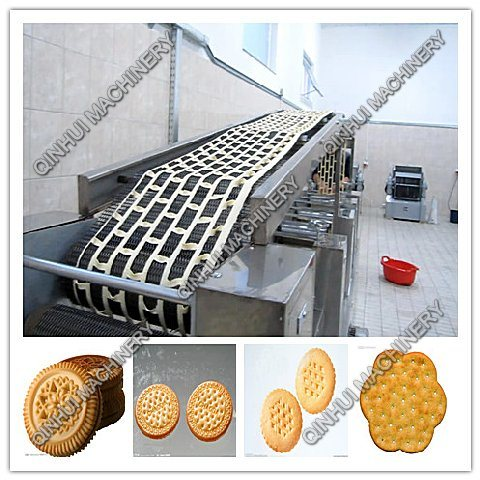 Competitive Biscuit Machine China Manufacturer