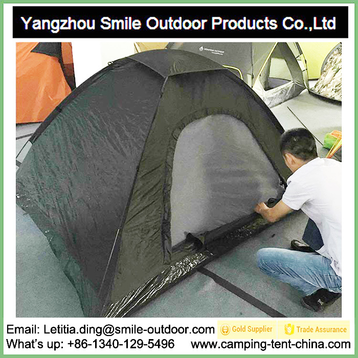 Easy Set up Dome Automatic Pop up Tent for Camping