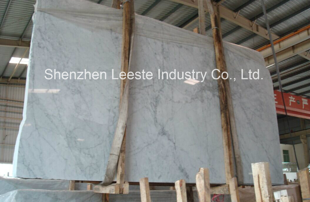 High Quality Cheap Price Carrara White Marble Slab