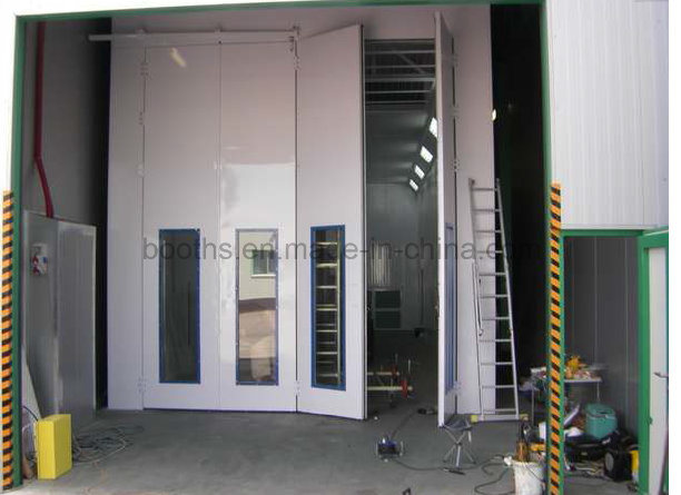 High Quality Large Garage Equipment Painting Booth Spray Booth Painting Room Car Truck Spray Booth