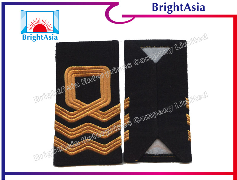Fashion Color Embroidery Patch for Clothing Decoration (BYH-10151)