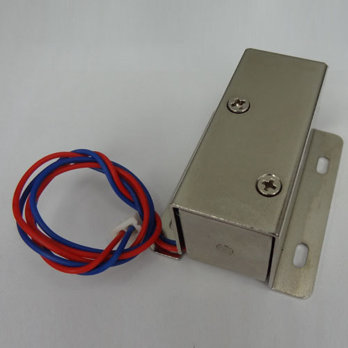 Electronic Mortise Lock for Cabinet and Drawer
