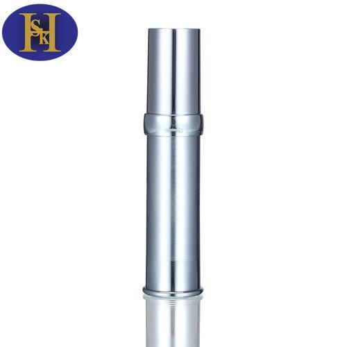 30ml 50ml Cosmetic Airless Aluminum Bottle for Cream (SKH-1075)
