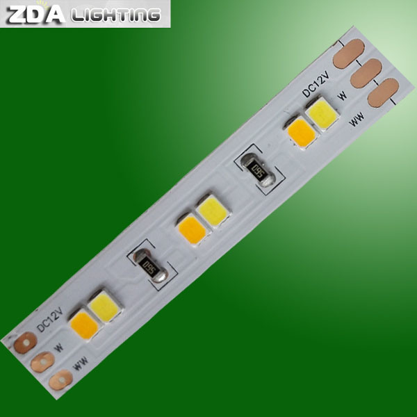 Color Temperature Adjustable 2835 LED Strip
