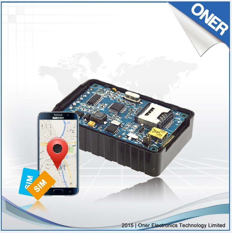 Covert 2 SIM Card GPS Tracking Devices