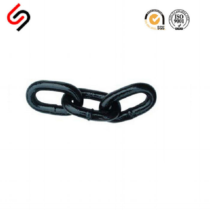 DIN 763 Dipping Paint /Welded Steel Link Chain-Diameter 5mm
