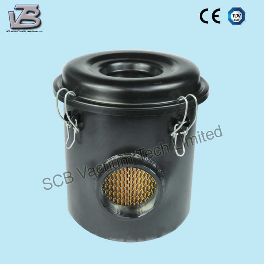 Side Channel Blowers Filter Barrels