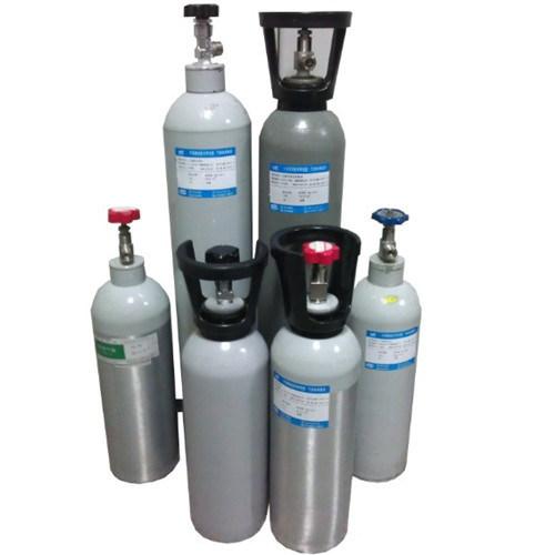 GB 5099 Seamless Steel High Pressure Argon Gas Cylinder