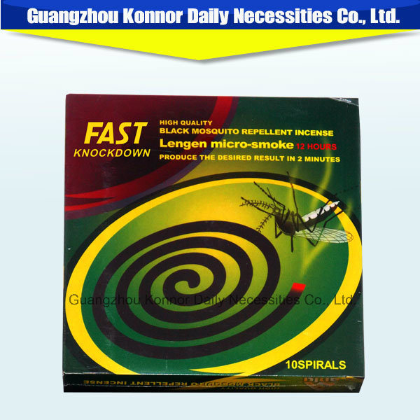 140mm Africa No 1 Quality Black Mosquito Coil