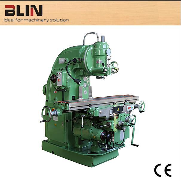 China Vertical Knee-Type Milling Machine (BL-X5032)