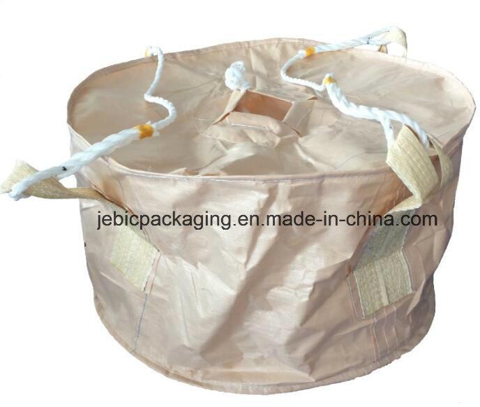 500kg Beige Color FIBC Bulk Bag