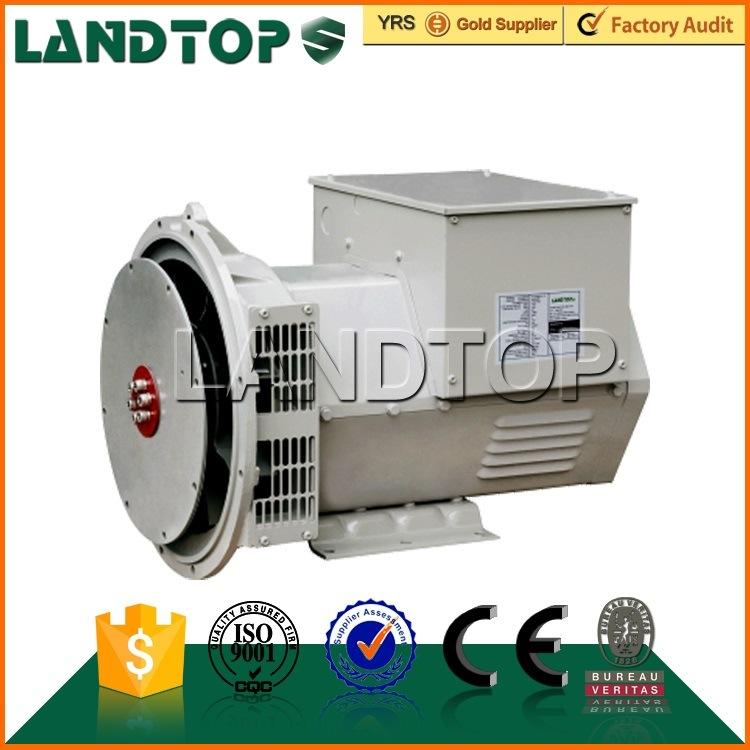STF Series AC Brushless 3 Phase Generator Alternator Price List
