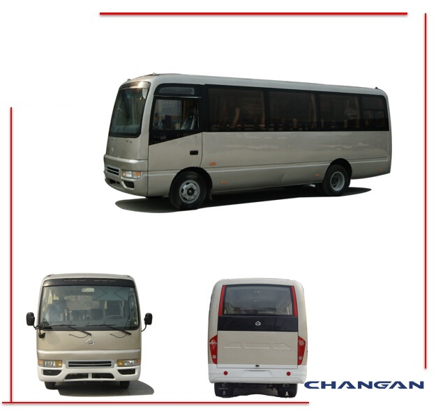 Best Selling Changan Coaster Sc6728bl, 7.2m Coach 21-28 Seats
