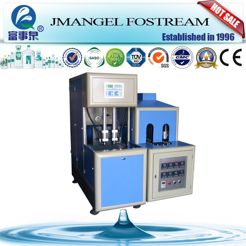 Long Working Time Pet Bottle Injection Stretch Blow Molding Machine