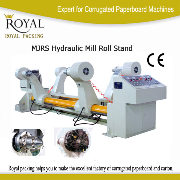 Paper Mill Reel Stand