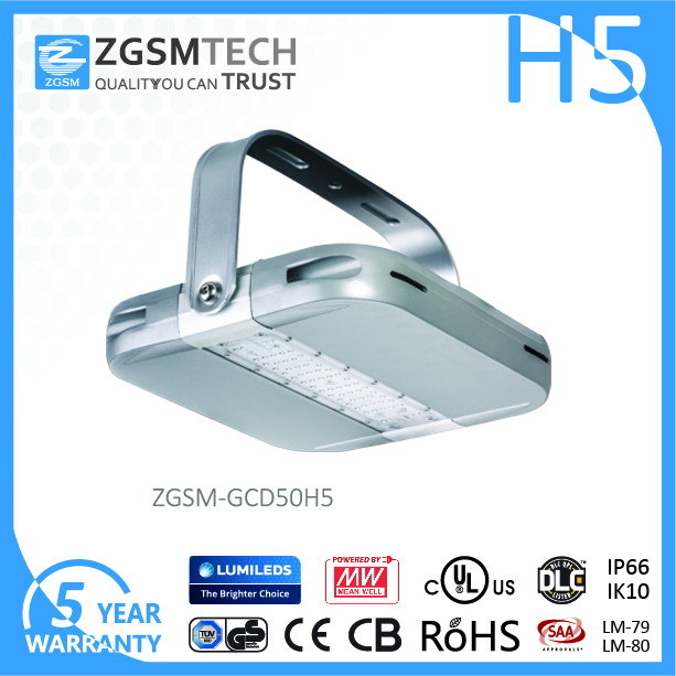 SMD LED Chip 50W LED High Bay Flood Light IP66
