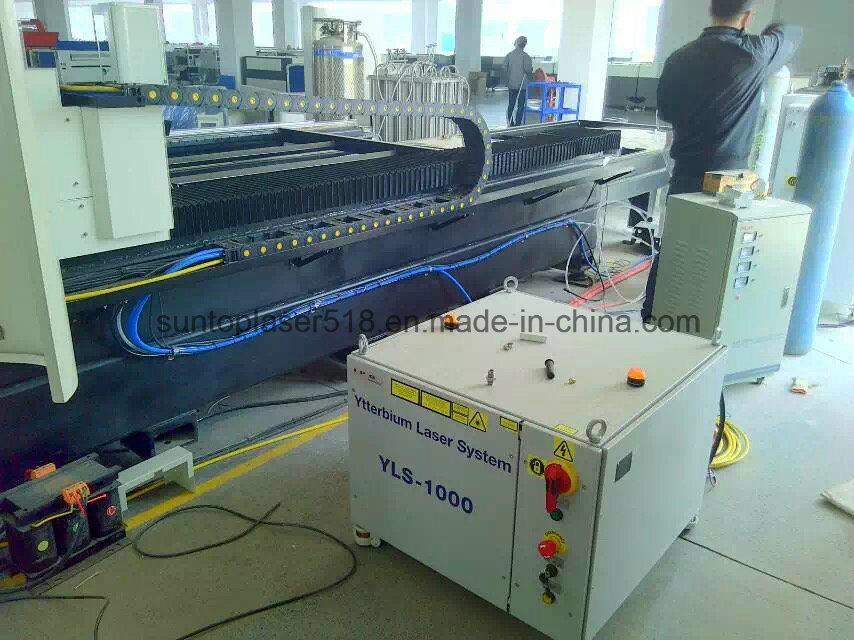 1000W Germany Ipg Fiber Laser Cutting Machine/Laser Metal Cutting Machine